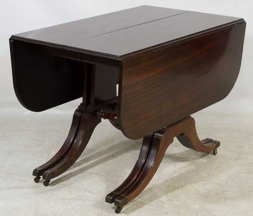 How Do I Modernize A Duncan Fife Table