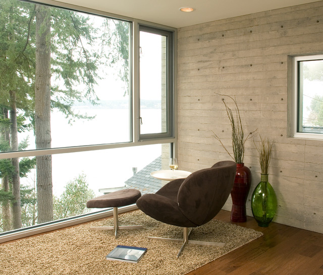Dorsey residence contemporaneo seattle di coates for Design contemporaneo capannone