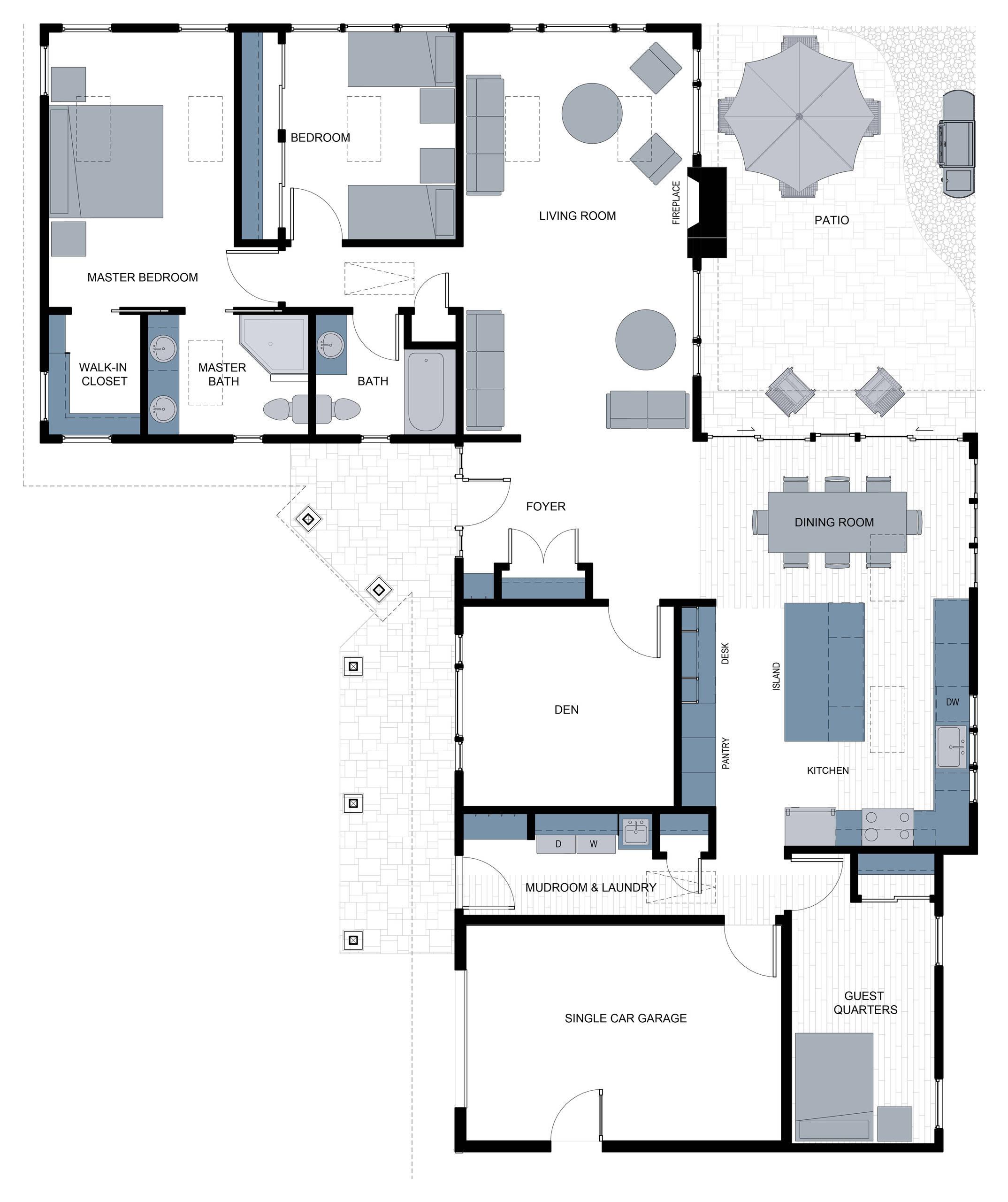 Mincheva - Millan Residence
