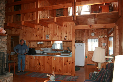 Painting Over Knotty Pine