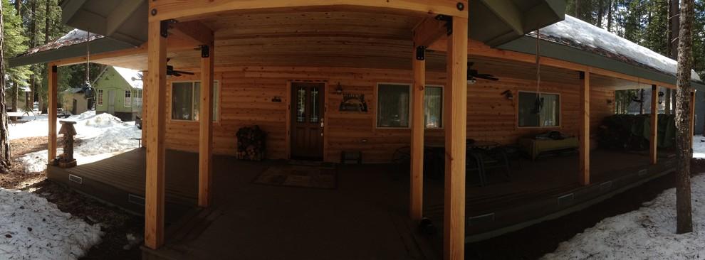 Butte Meadows Cabin