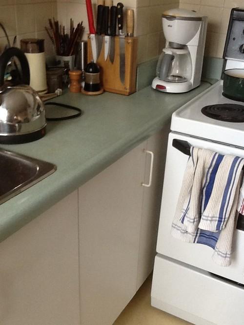 Awkward Blind Corner in Kitchen--Cabinet Solution?