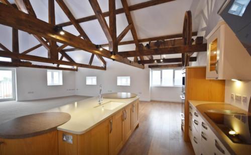 Two-Bedroom Flat Renovation, Heswall