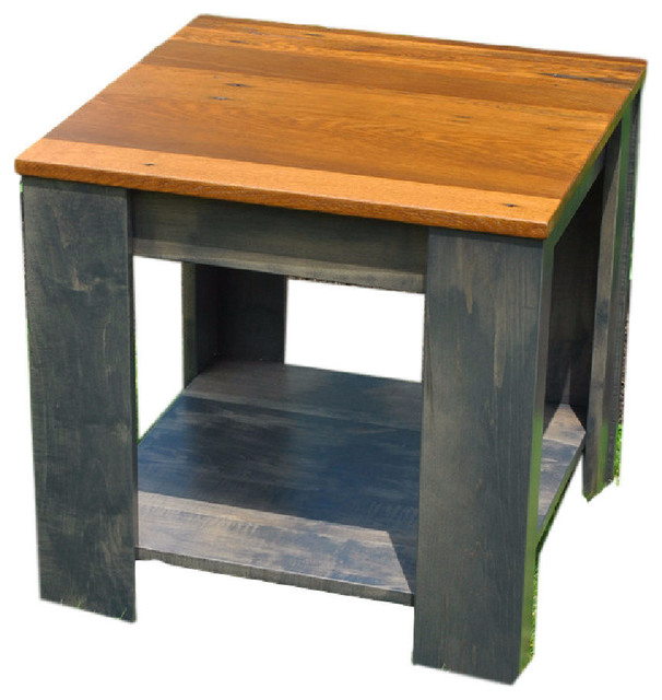 Standard Finish Topeka End Table Michaels Red Oak