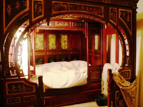 & Does anyone need a chinese marriage bed