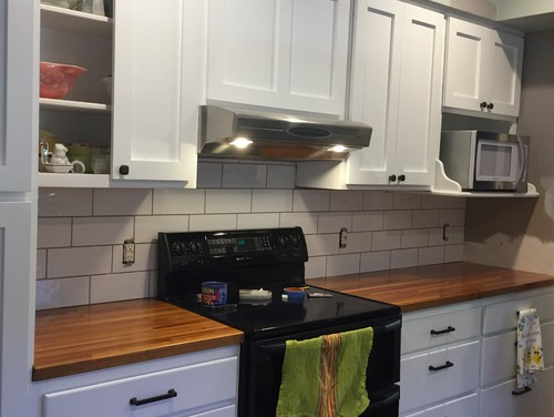 Show me your wall colors with gray counter tops!