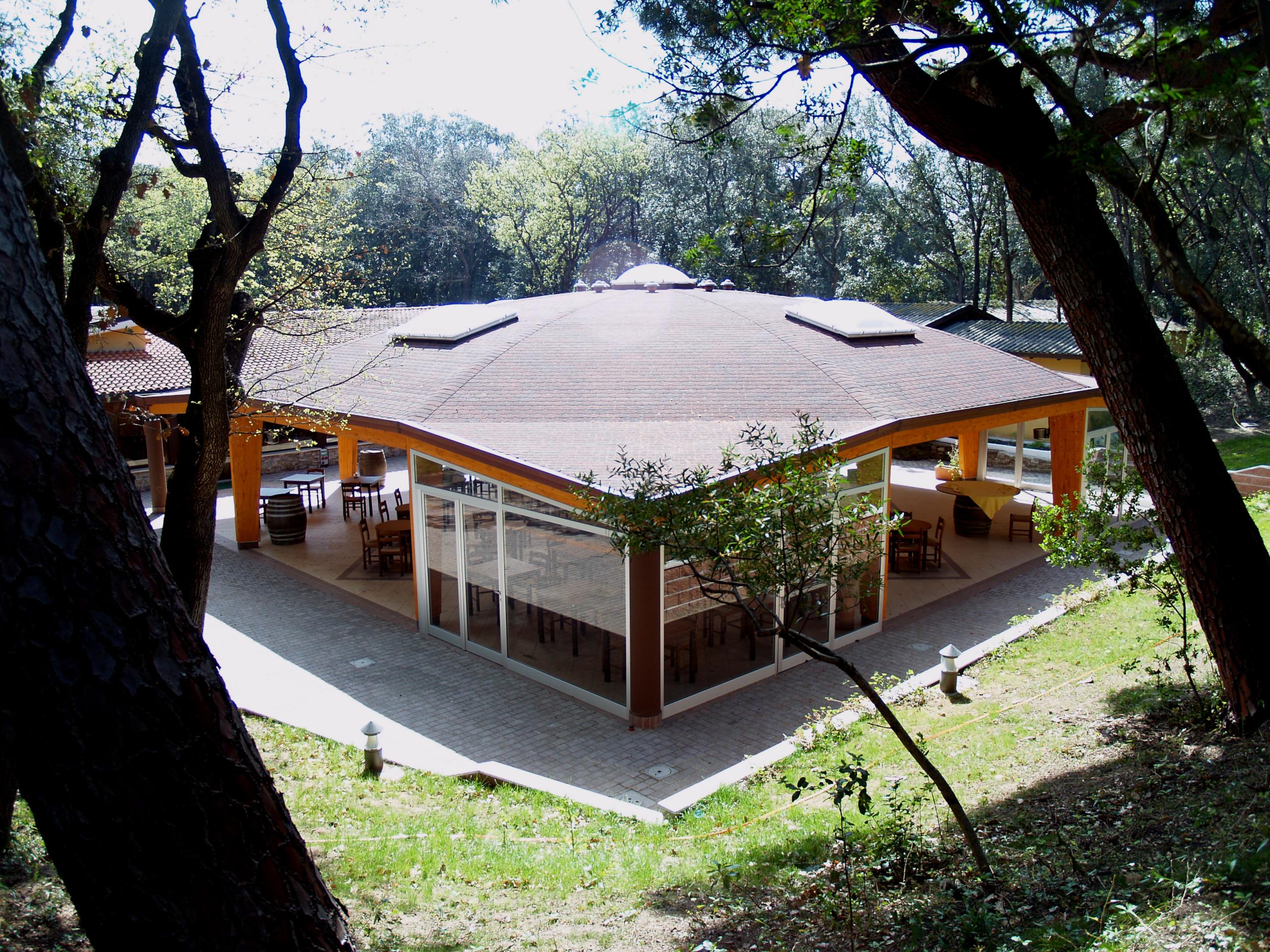 Pavillon La Campigiana