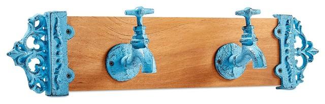 Adirhome Ancient Faucets Coat Hooks.
