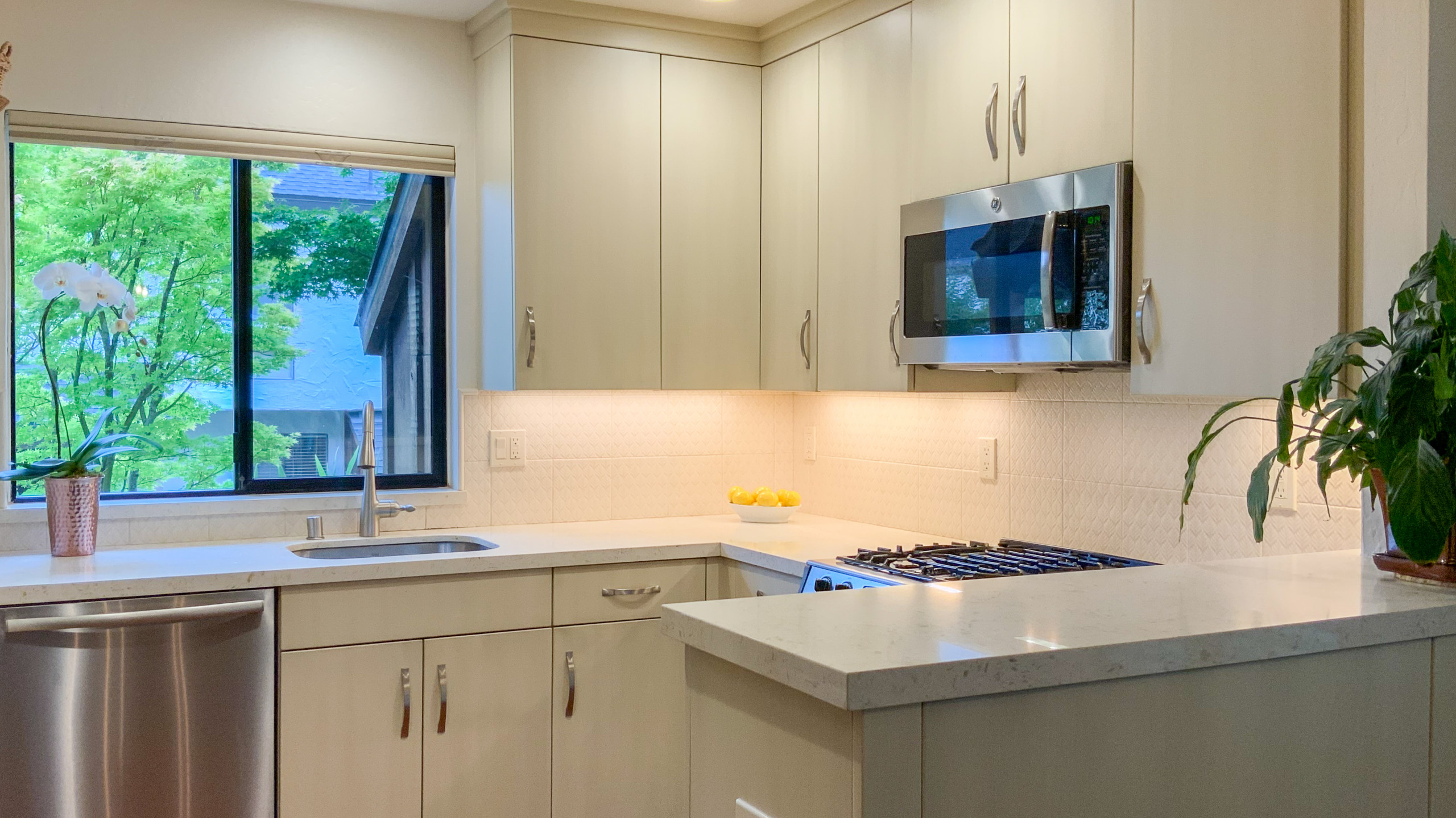 Simple Kitchen Remodel