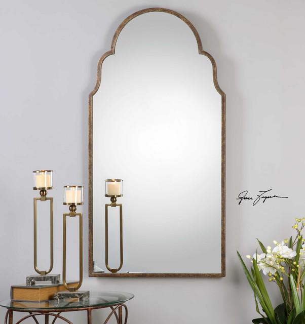 Brayden Tall Arched Mirror. -1