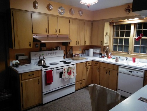 Renovate Or Update Mid Century 1960 Kitchen