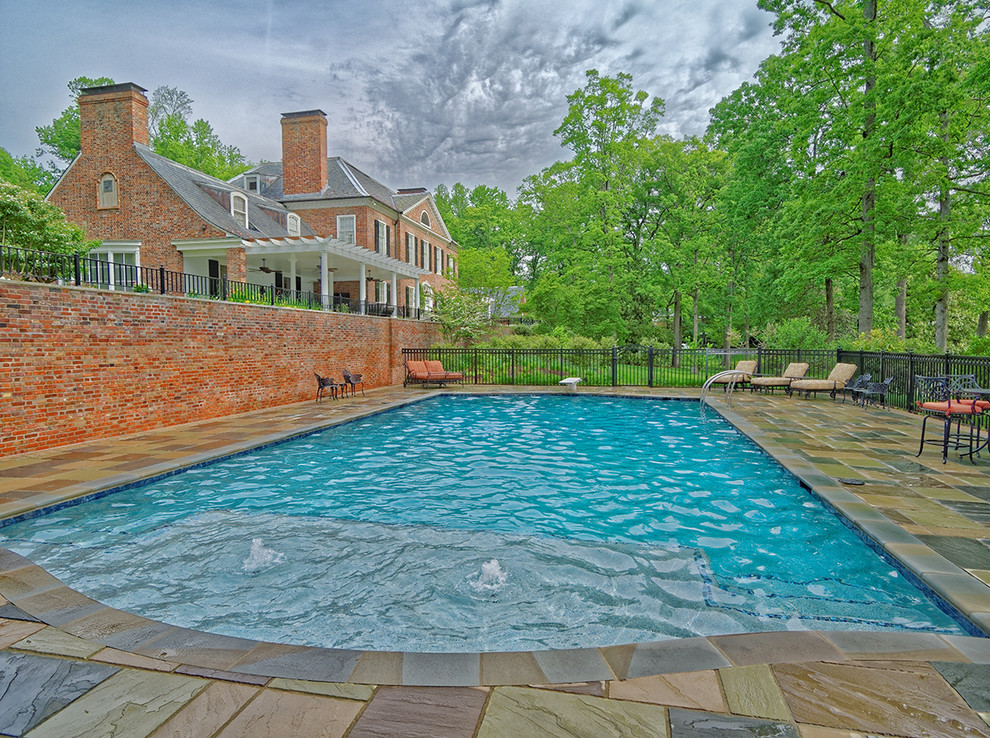 POOL COMPLETION Greensboro Swimming Pool Renovation