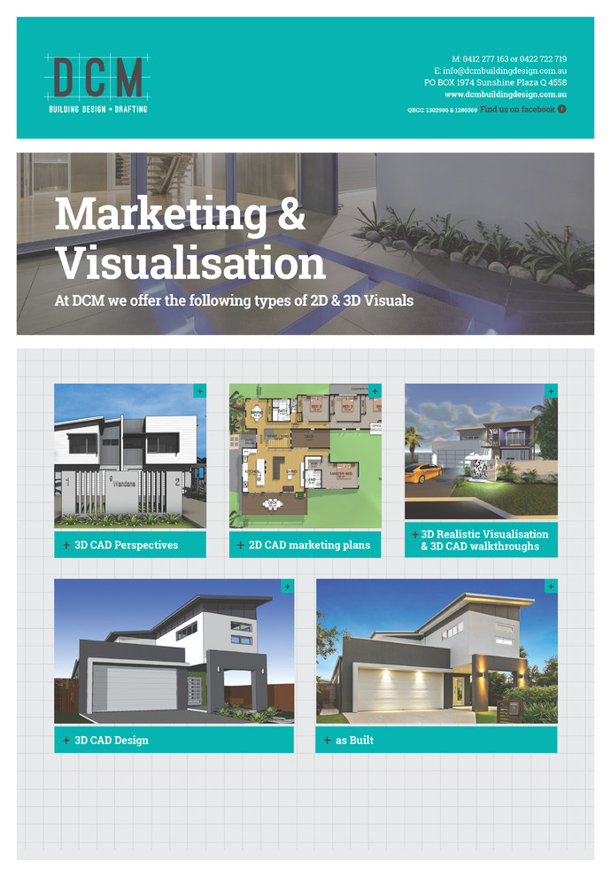 3d Visualisation & Marketing