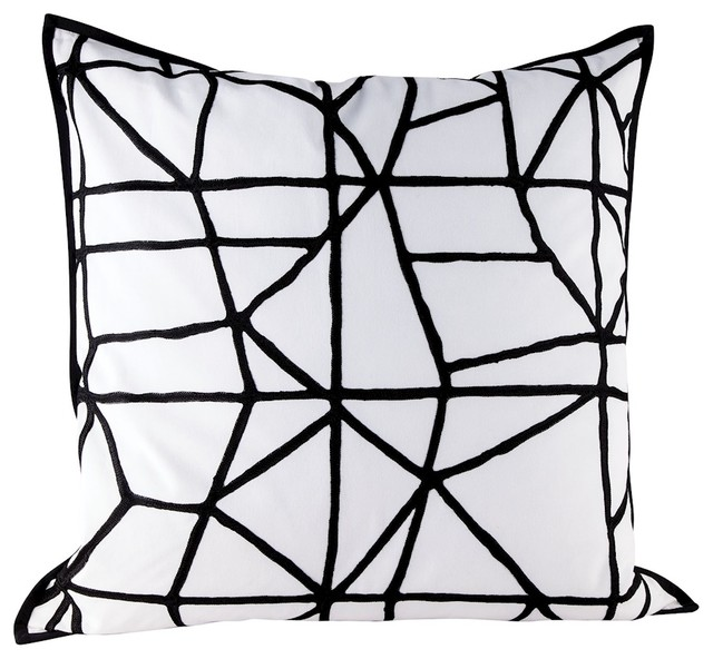 Cracking Pillow With Goose Down Insert.