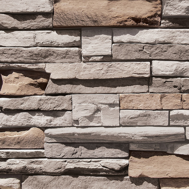 Coronado Quick Stack Stone Siding Color Cape Cod Grey