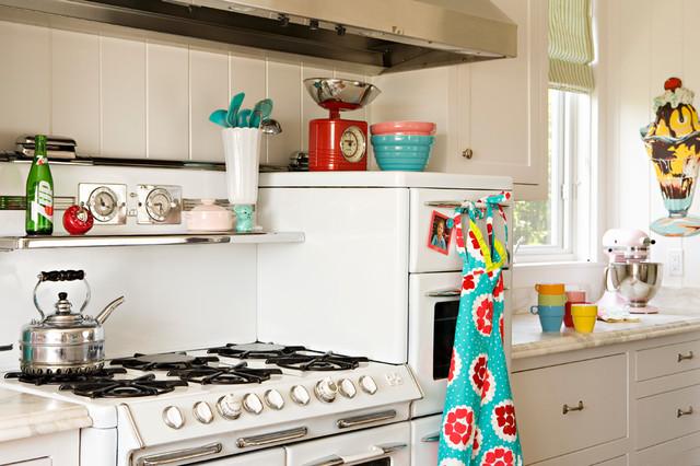 Retro Modern Kitchen Modern Kitchen