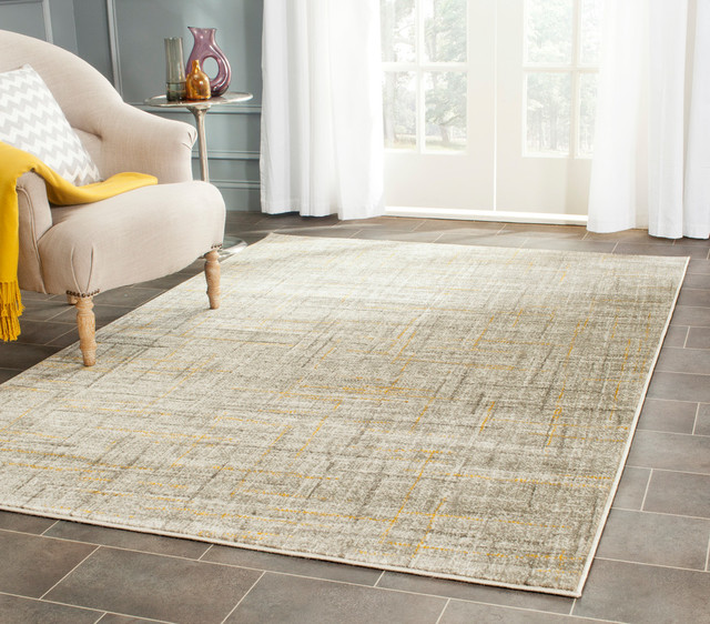 Safavieh Porcello Collection Prl7680 Rug Contemporary Area Rugs By Houzz