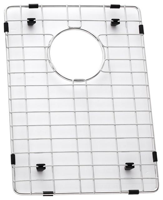 kraus usa inc kraus stainless steel bottom grid kitchen sink accessories houzz. Black Bedroom Furniture Sets. Home Design Ideas