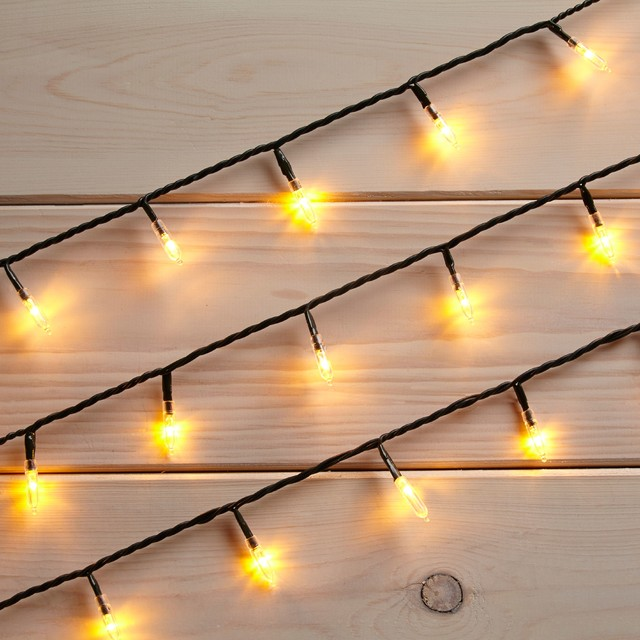 Exterior White String Lights : White Fairy String Lights - Outdoor Fairy Lights - by B&Q