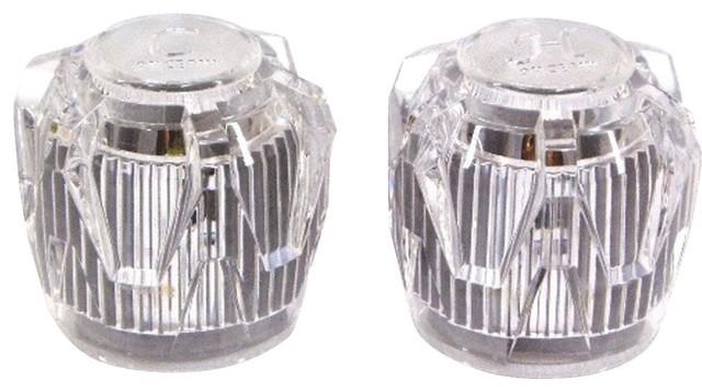 Mobile Home Phoenix Faucet Knob Handles Pair