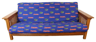 Flordia Gators Futon Cover, Full Size Fits 6 and 8 Inch Mats