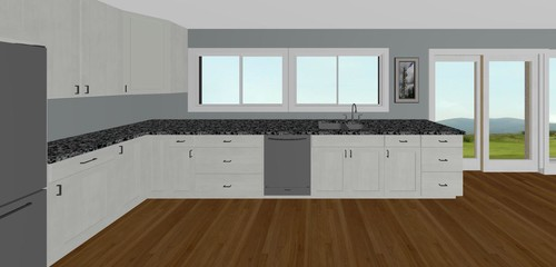 Need Help For My Kitchen Design