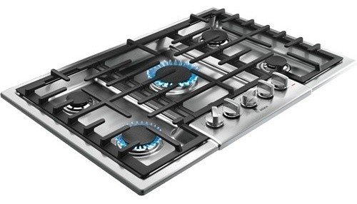 How Do You Clean A Stainless Steel Gas Cooktop?