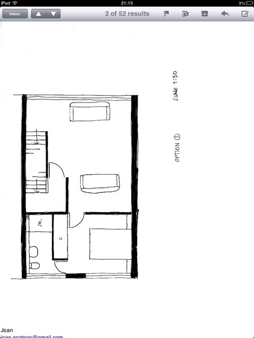 Need Help With Layout   Should I Make The Living Room Open Plan?