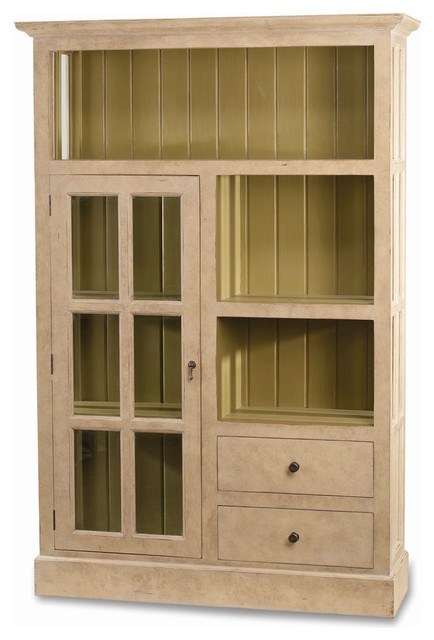 Bramble Cape Cod Kitchen Hutch Single Door Cupboard china-cabinets-and ...