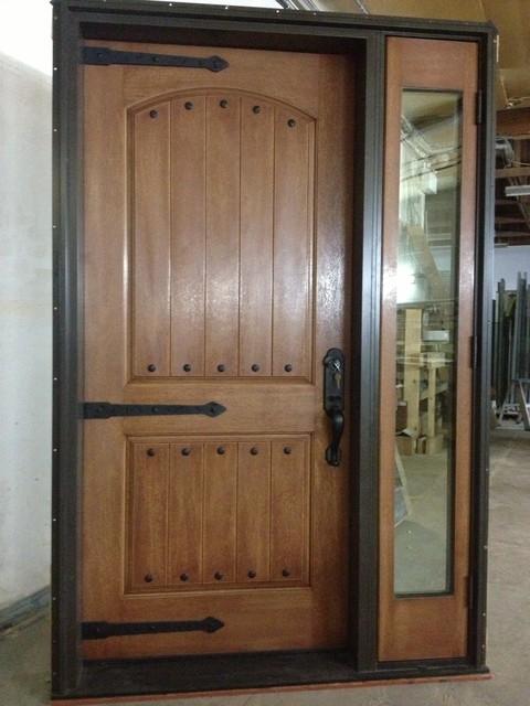 Swinging Entry Door Designs