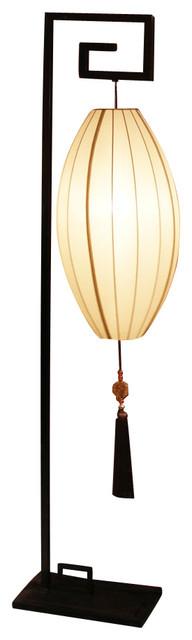 Asian Floor Lamps: Hanging Palace Floor Lantern asian-floor-lamps,Lighting