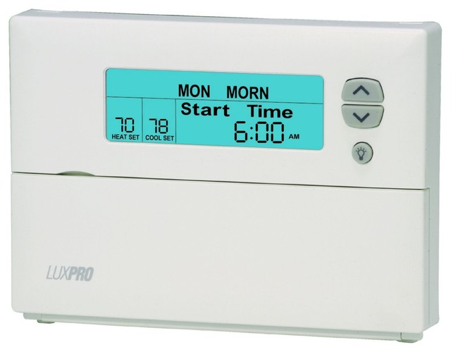 Lux Everything Stat Thermostat.