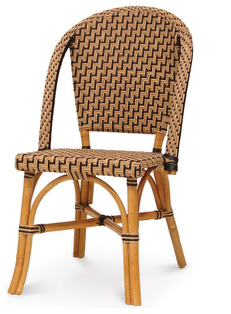 Palecek Patio Paris Bistro Chair transitional dining chairsPalecek Patio Paris Bistro Chair   Transitional   Dining Chairs  . Palecek Dining Chairs. Home Design Ideas
