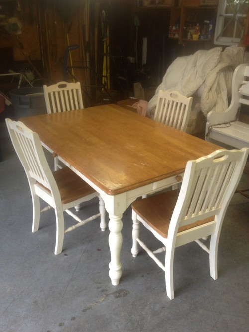 Kitchen Table Paint Ideas Wanted