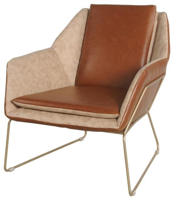 Morgan Arm Chair Reversible Cushion Transitional