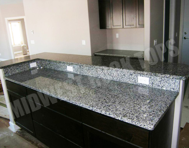 Azul Crystal (Granite) Kitchen   Other   By Midwest Rock Tops