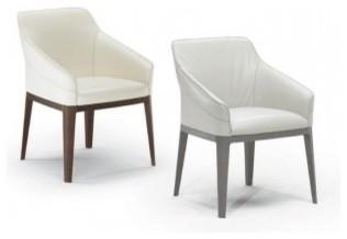 Superbe Minerva Chair By Natuzzi Italia Contemporary