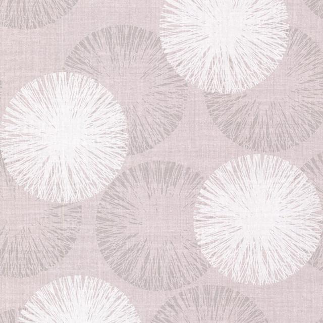 . Cayman Lavender Contemporary Raffia Wallpaper  Bolt