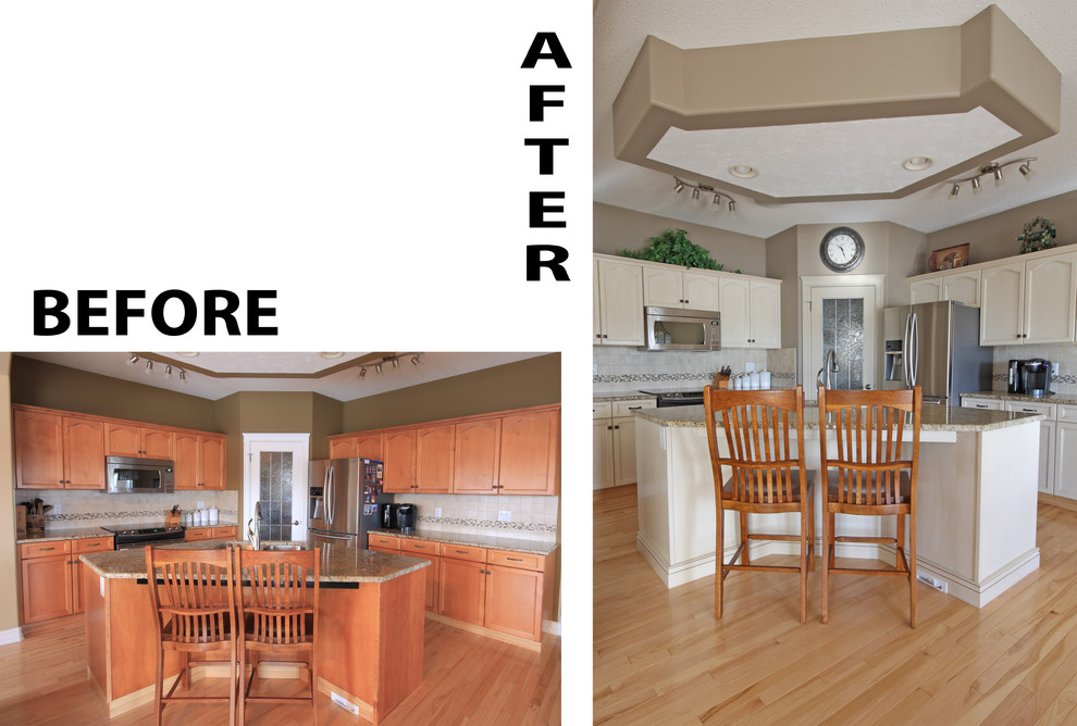 Maple Before/After