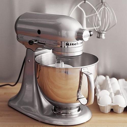 Please humor me again ... KitchenAid mixer colors