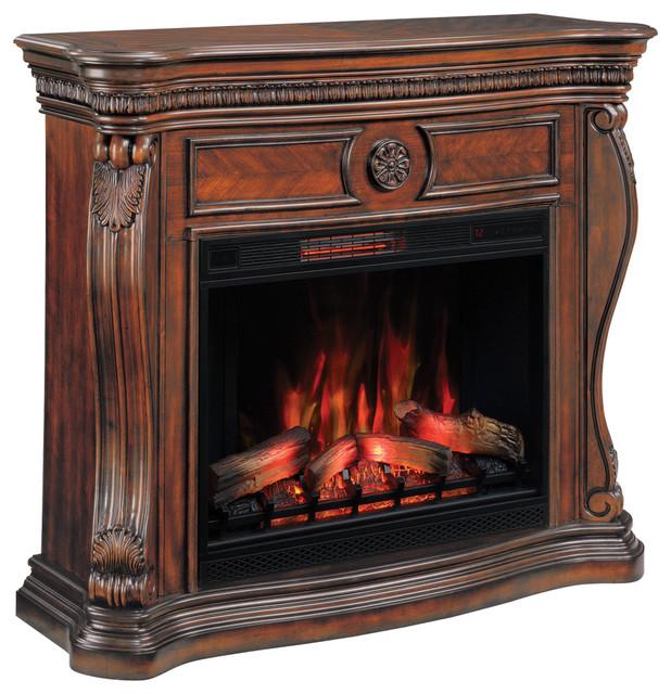 Classic Flame Lexington Wall Mantel Electric Fireplace 33wm881 C232