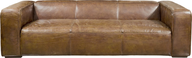 Bolton Sofa, Brown