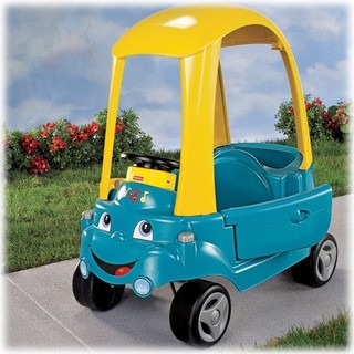 fisher price toy car for kid to ride in