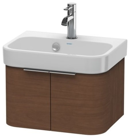 Duravit H26268 Hy D 2 18 7 9 Wall Mounted Vanity Cabinet