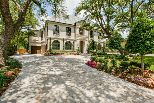 French Chateau transitional