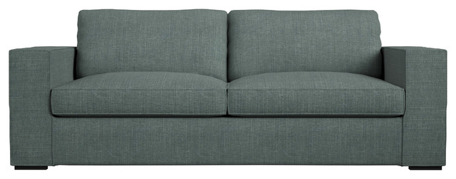 Ambre Gray Sofa.