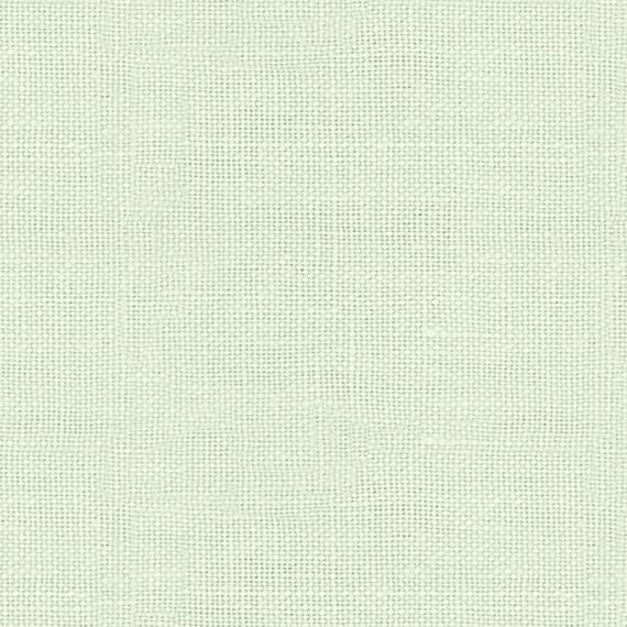 Pale Seafoam Slubby Linen Fabric