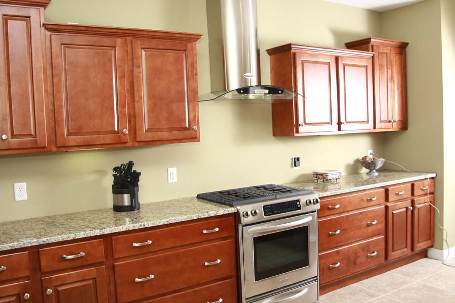 Richmond Kitchen Cabinets Home Design - Traditional ...