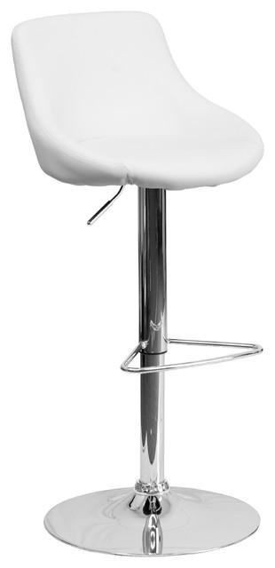 Flash Furniture Astro Bucket Seat Bar Stool Amp Reviews