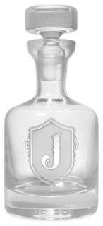 Engraved Whiskey Decanter, Scotch, Bourbon Personalized ...